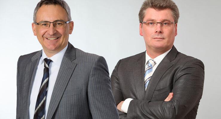 Adamietzki und Vaterl neu im Geschäftsführerteam von Knaus