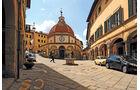 Arezzo steht für hohe Kunst.