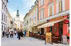 Bratislava Altstadt.