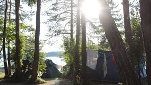 """Camping Anderwald am Faaker See ist Mitglied der ARGE """"Lust auf Camping"""""""