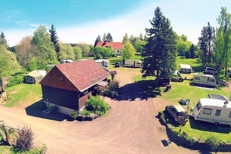 Campingplatz-Tipp Friedrichroda