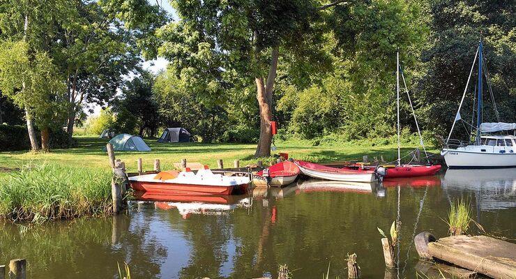 Campingplatz-Tipp Lassan