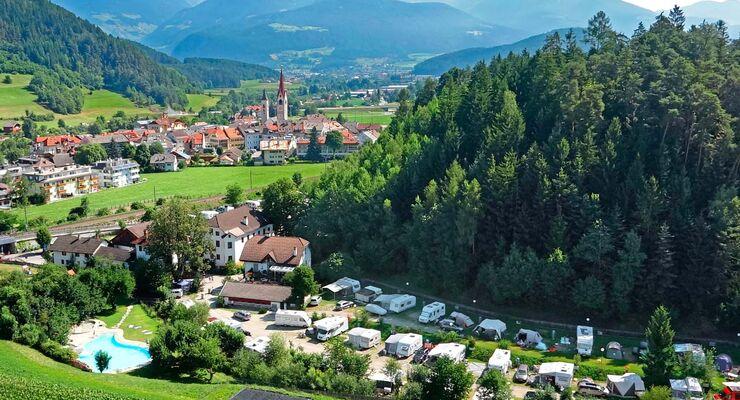Campingplatz-Tipp Pustertal