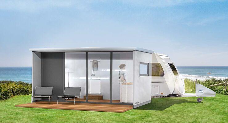 Campingzubehör-Trends 2016