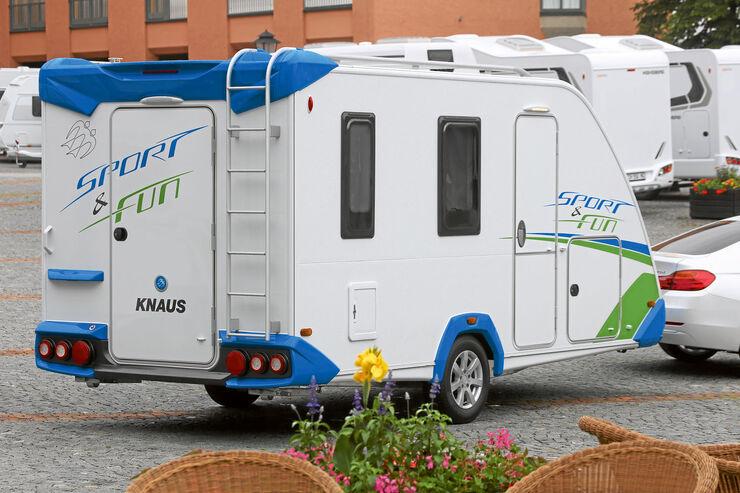 Caravan Knaus Sport & Fun