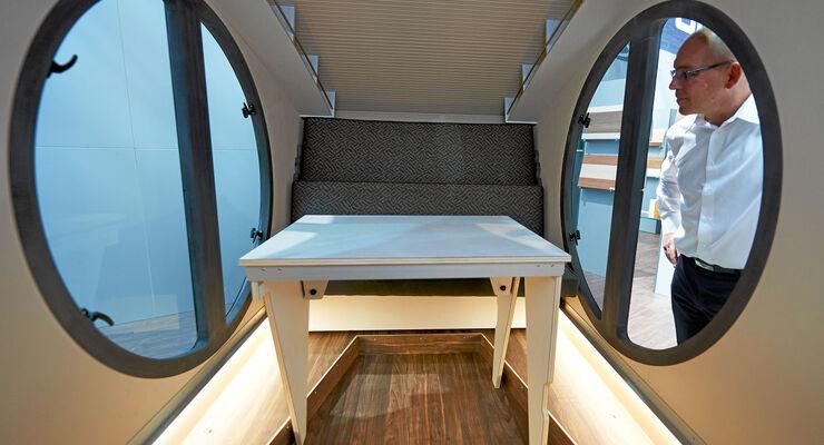 Caravan-Salon: Trends 2014