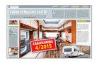 Caravaning 4/2015 Tabbert Puccini 560?TD