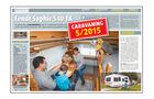 Caravaning 5/2015 Fendt Saphir 540 TK