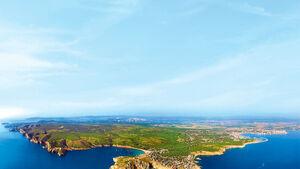 Costa Brava in Spanien