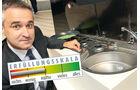Der Kocher startet jetzt automatisch auf Knopfdruck auf den Regler der Gaszufuhr beim Fendt Saphir 540 TK