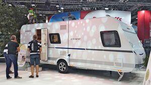 Dethelffs C Trend auf Caravan Salon