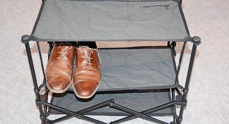 Faltbares Schuhregal von Isabella
