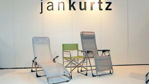 Gartenmoebel gehoeren zum Metier der Marke Jan Kurtz.