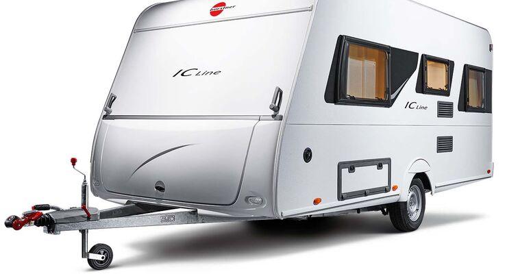 Intercaravaning Edition IC-Line Caravan