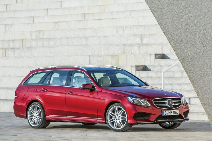 Journal: Mercedes E-Klasse
