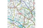 Karte Viechtach