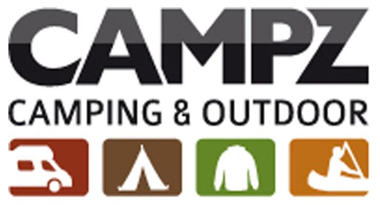Neuer Online-Shop für Camper: CAMPZ