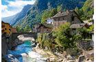 Piemont, Fluss