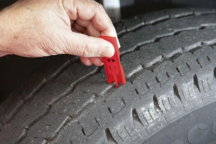 Ratgeber-Reifen: Rad-Schlag