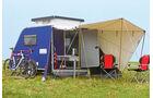 Ratgeber: So campt Europa, Shelter