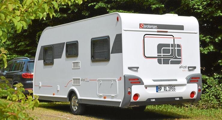 Sterckeman Alizé Concept 475 CP