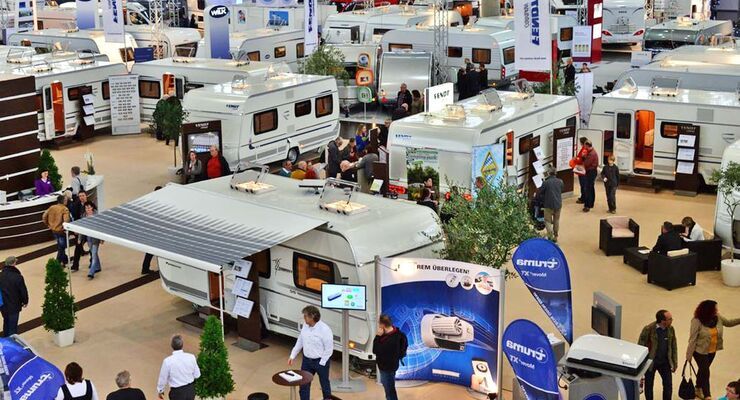 Touristik & Caravaning International in Leipzig