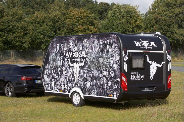 Wacken Caravan 2016