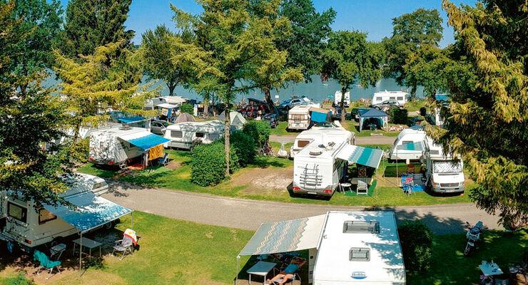 Reiseservice: Top-Campingplätze