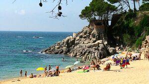 Camping Cala Gogo Costa Brava Spanien