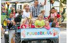 Camping Fuussekaul, Animation, Traktorfahrt, Platzchef Henri Brack