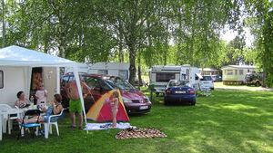Camping Milovice