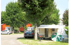 Camping Municipal, Auxerre