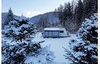 Camping Rasen in den Dolomiten