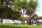 Camping Roundwood Caravan Park in County Wicklow