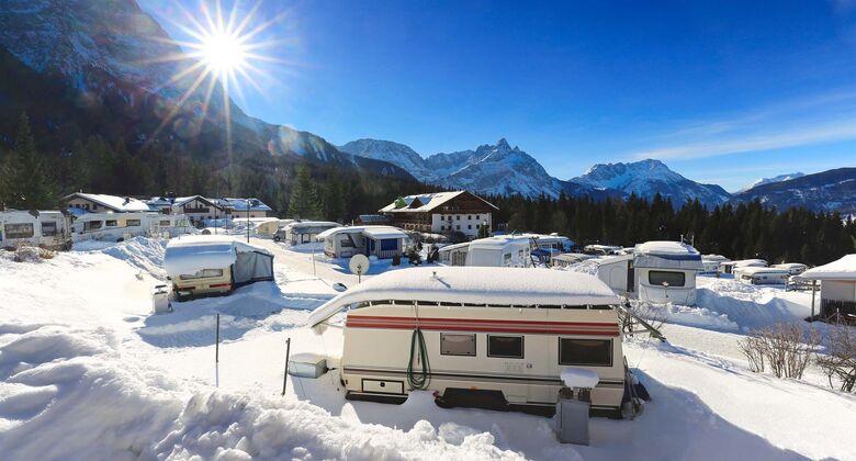 Camping Tiroler Zugspitze