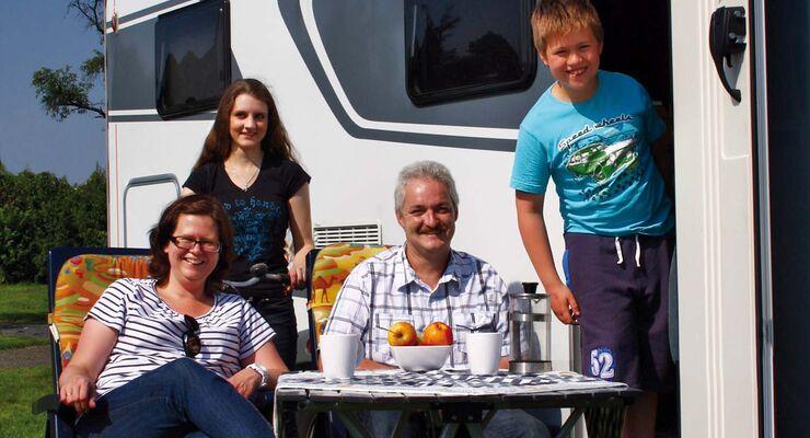 Campingplätze in NRW - Tag der offnen Tür