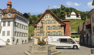 Campingplatz Seefeld Dorf Sarnen