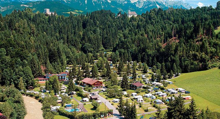 Campingplatz-Tipp Österreich