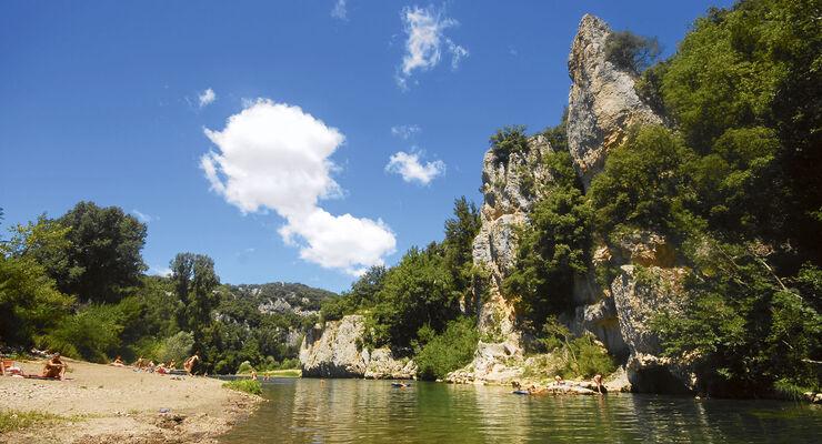 Campingplatz des Monats: Domaine De La Sablière