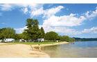 Campingplatz des Monats: Waging, Strand
