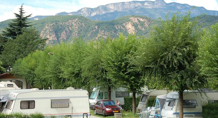 Caravan Apfelseminar Camping Steiner