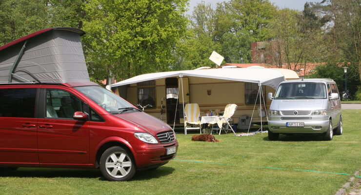 Caravan BVCD Camping Branche