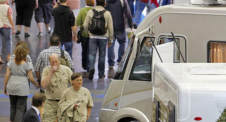 Caravan Schwenningen Süddeutscher Caravan Salon