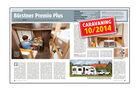 Caravaning 10/2014 Bürstner Premio Plus