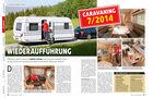 Caravaning 7/2014 Tabbert Rossini 480 TD