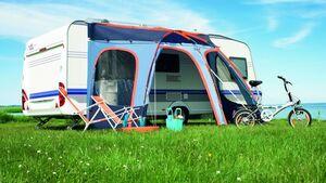 DWT-Zelte hat derzeit für Camper rund 300 Ganz- und Teilzelte zu besonders günstigen Preisen im Angebot