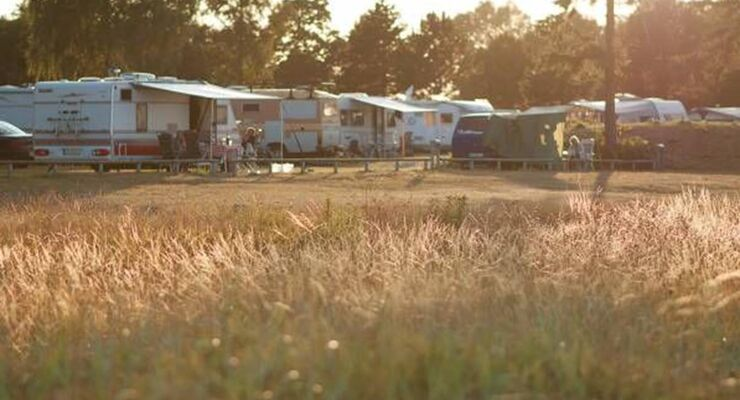 Dänemark Campingplatz Nyborg