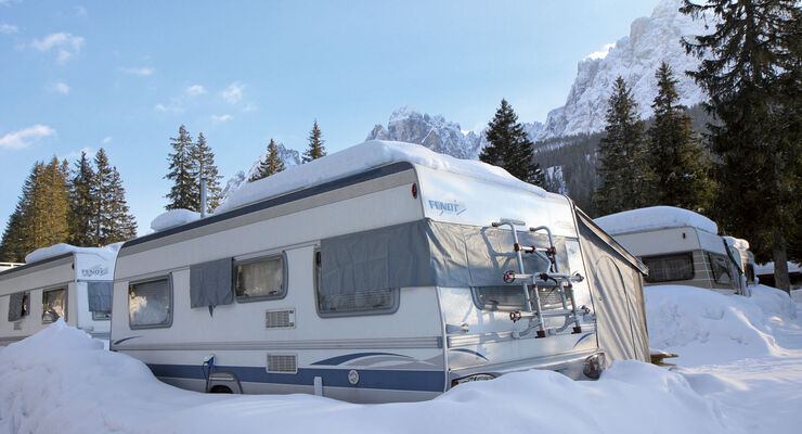 Das Webasto Reisemobil ist wieder unterwegs: Die Experten sind vom 25. bis 28. März 2013 on tour in Deutschland, Österreich und Schweiz.