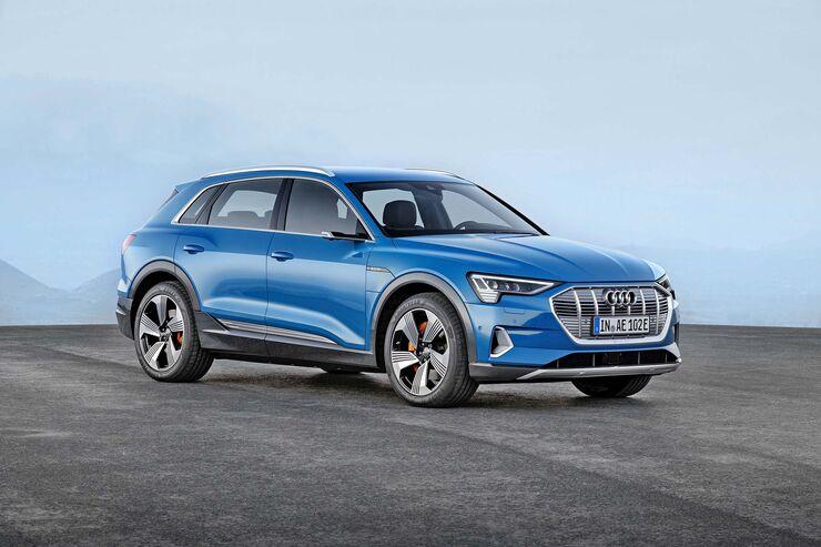 Elektro-Zugwägen Audi, Jaguar, Mercedes