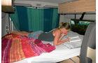 Elternschlafzimmer im Eriba